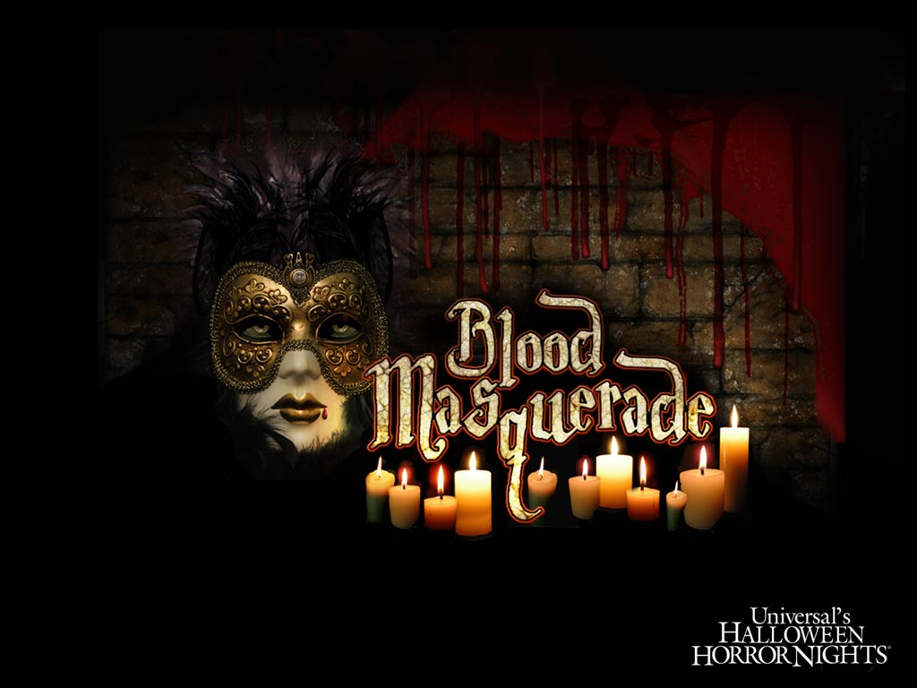2006 Blood Masquerade Logo