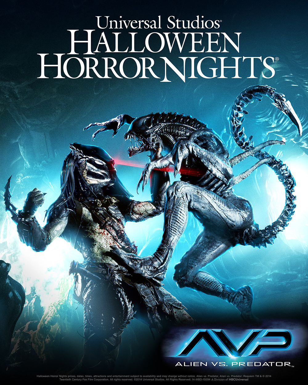 Alien-vs-Predator-Comes-To-HHN