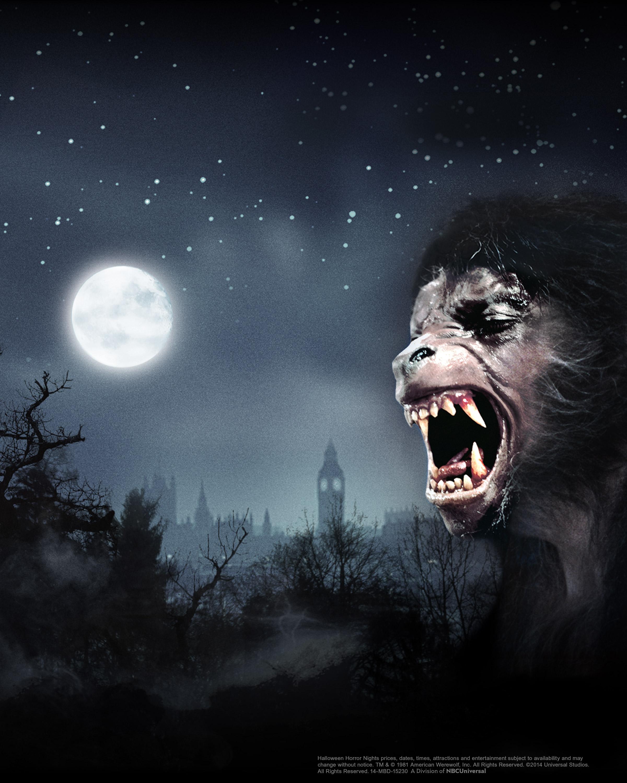 An American Werewolf In London HHN 2014
