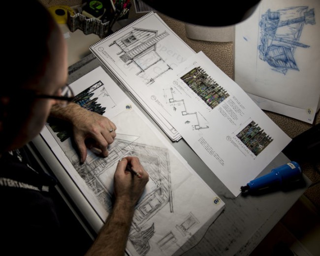HHN 2014 planning and making of