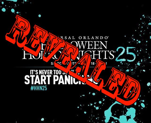 HHN25 Revealed