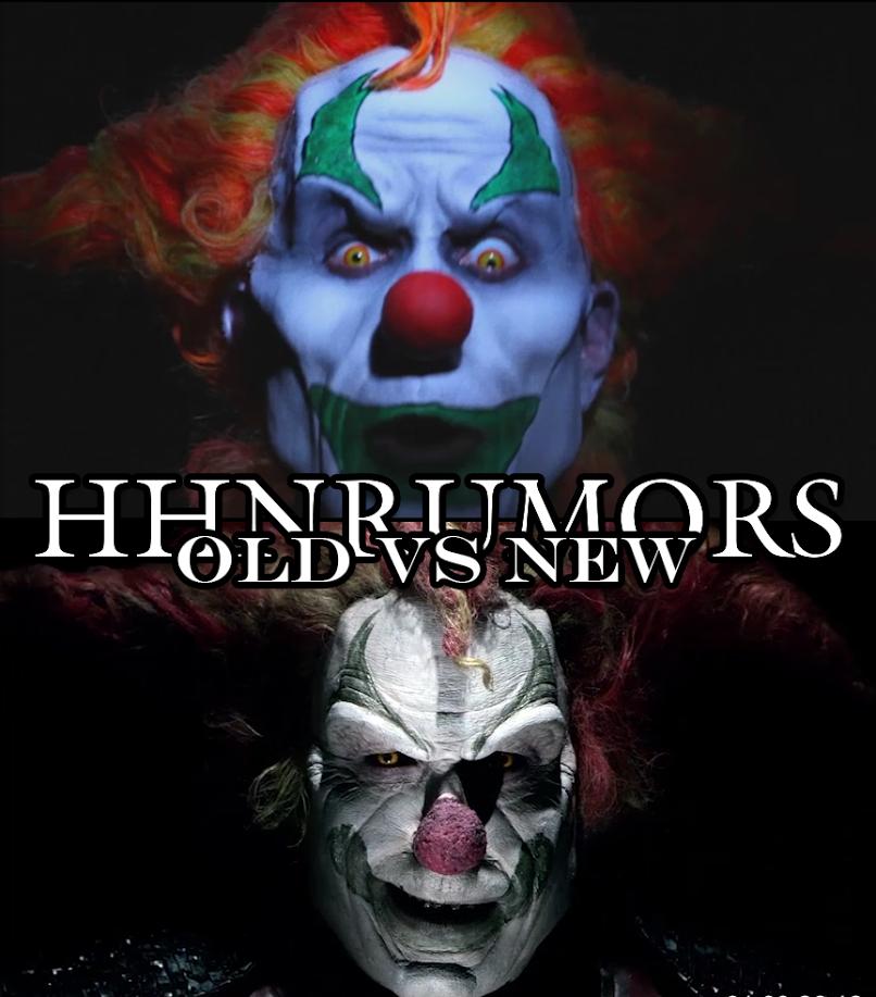 Jack - Old vs New