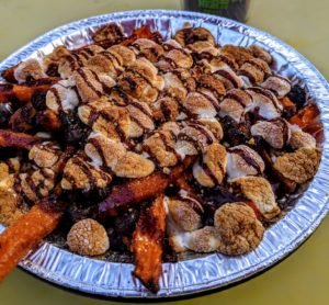 S'mores Fries at Universal Orlando Halloween Horror Nights 2019