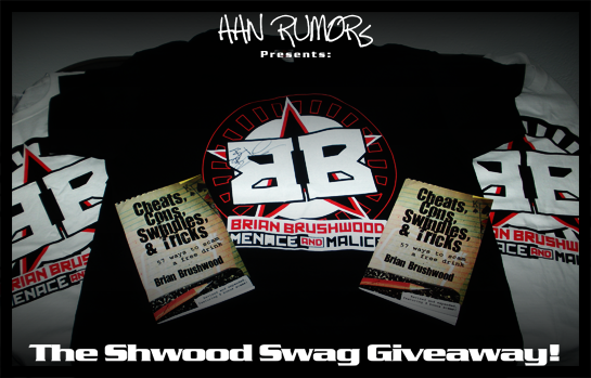 Shwood Swag Giveaway
